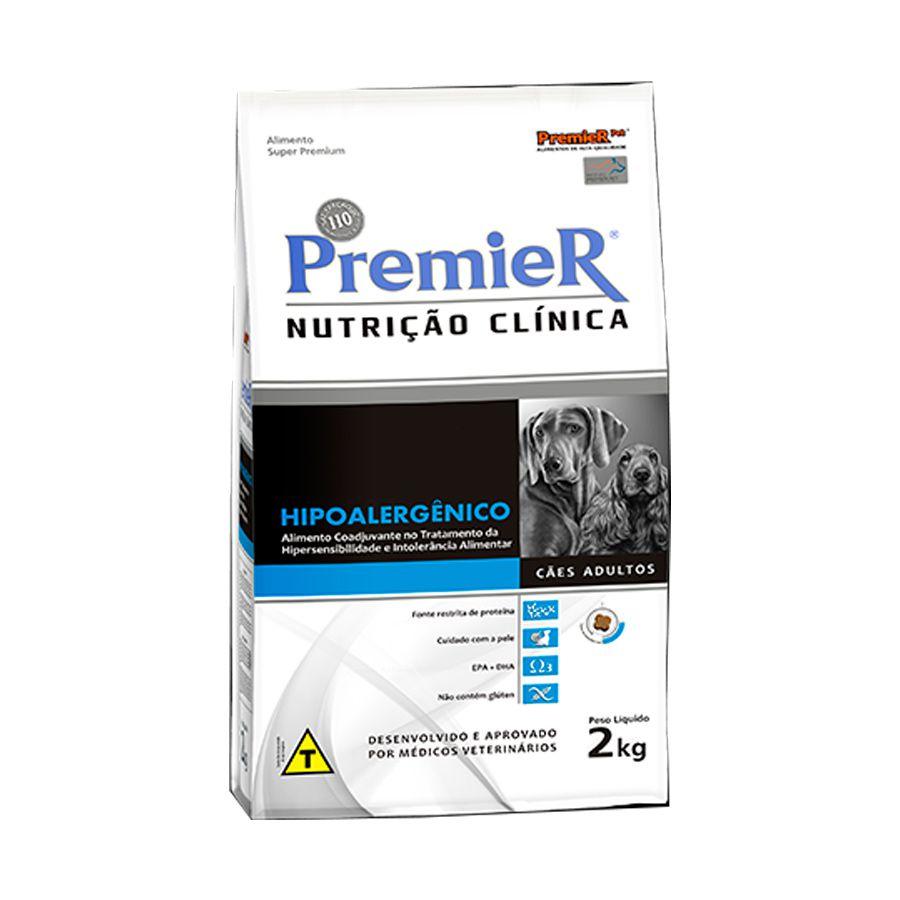 PremieR Nutrição Clínica  Hipoalergênico Cães - 2 kg