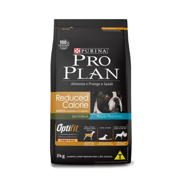 Proplan para Cães Raças Pequenas Reduced Calorie Frango e Arroz