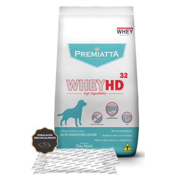 Ração Premiatta WheyHD Alta Digestibilidade para Cães Filhotes de Todas as Raças - 3 kg