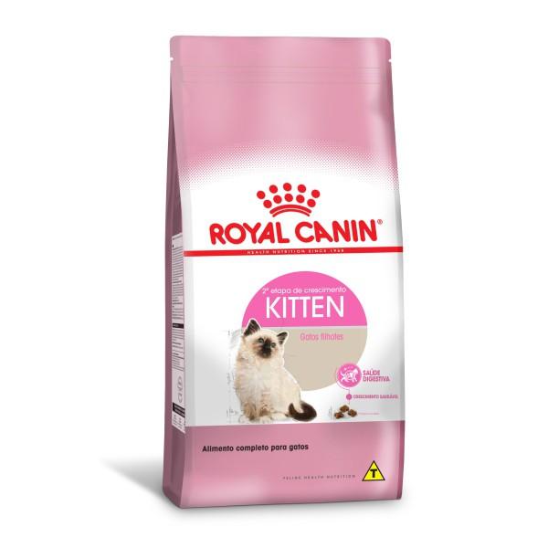 Ração Royal Canin Cat Premium Kitten Gatos Filhotes 1 kg
