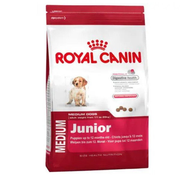 Ração Royal Canin Medium Junior 15 kg