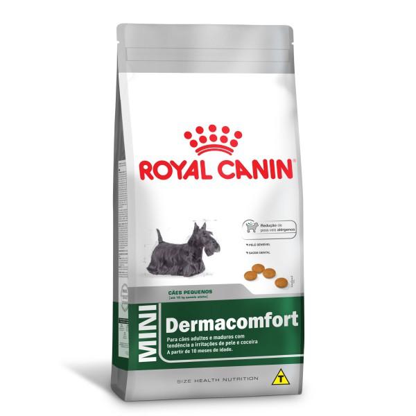 Royal Canin Mini Dermacomfort Ração para Cães Adultos 1 kg