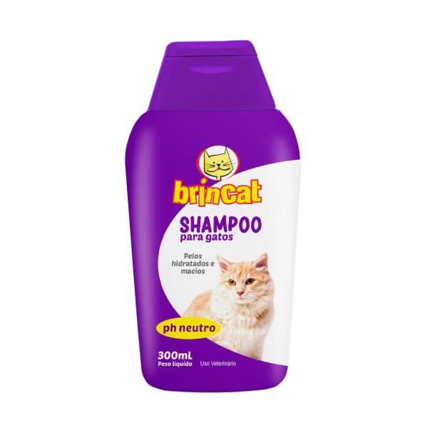Shampoo e Condicionador para Gatos 300ml