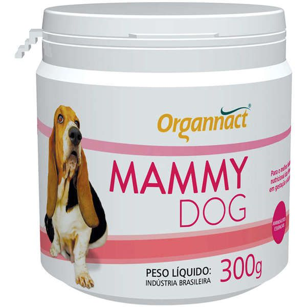 Suplemento Alimentar Organnact Mammy Sachê 300g