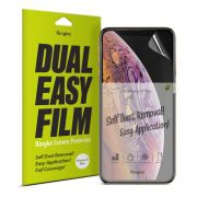 Película Ringke Dual Easy - Pack 2x - Apple iPhone XS Max