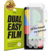 Película Ringke Dual Easy - Pack 2x - Google Pixel 4 (Tela 5.7)