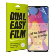 Película Ringke Dual Easy - Pack 2x - LG V40 ThinQ