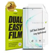 Película Ringke Dual Easy - Pack 2x - Samsung Galaxy Note 10 Plus (Tela 6.8)