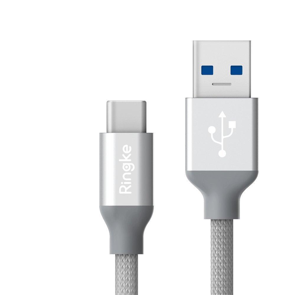 Cabo Type-C Ringke Smart Fish USB 3.1 3A Nylon
