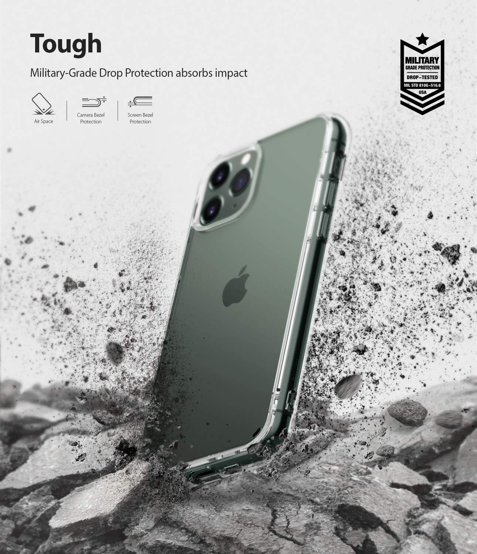 Capa Ringke Fusion - Apple iPhone 11 Pro Max (Tela 6.5)