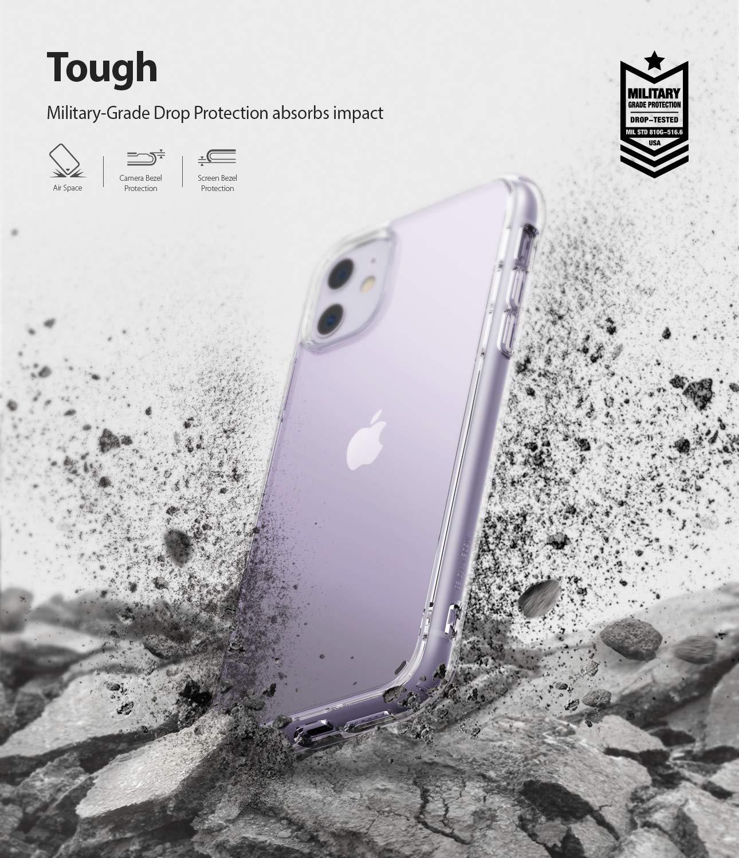 Capa Ringke Fusion - Apple iPhone 11 (Tela 6.1)