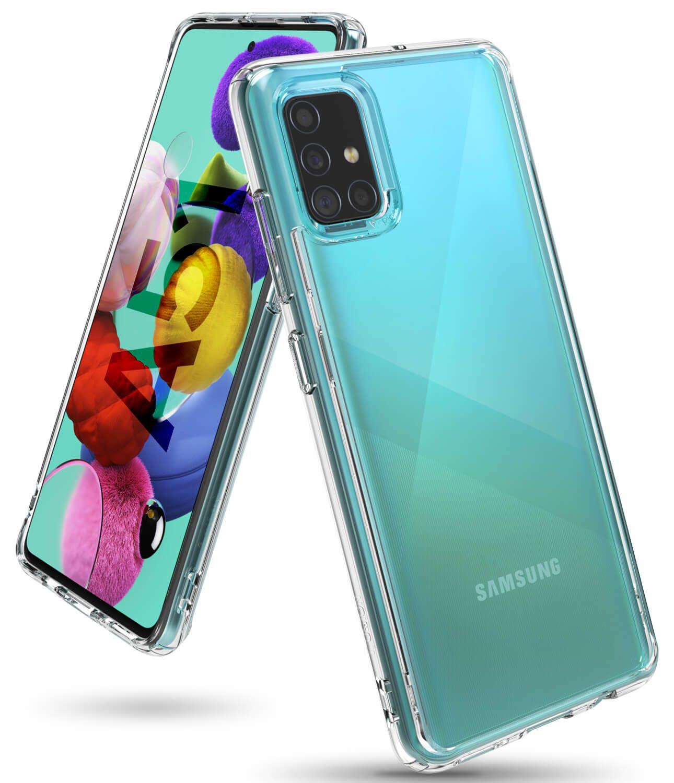 Capa Ringke Fusion - Samsung Galaxy A51