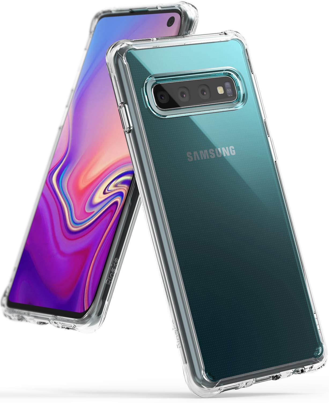 Capa Ringke Fusion - Samsung Galaxy S10 Plus