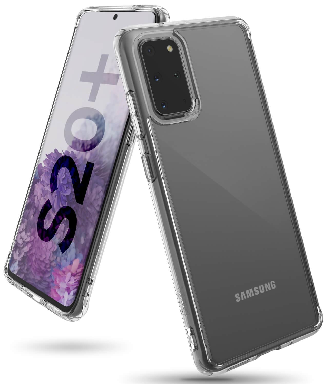 Capa Ringke Fusion - Samsung Galaxy S20 Plus (Tela 6.7)