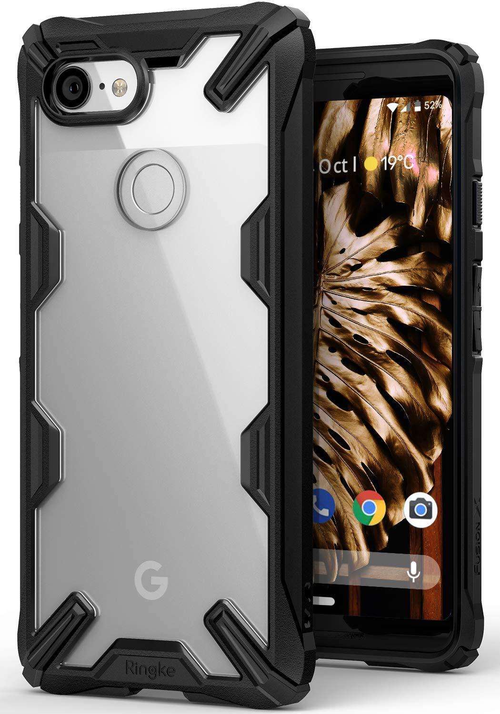 Capa Ringke Fusion X - Google Pixel 3 (Tela 5.5)