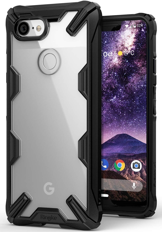Capa Ringke Fusion X - Google Pixel 3 XL (Tela 6.3)