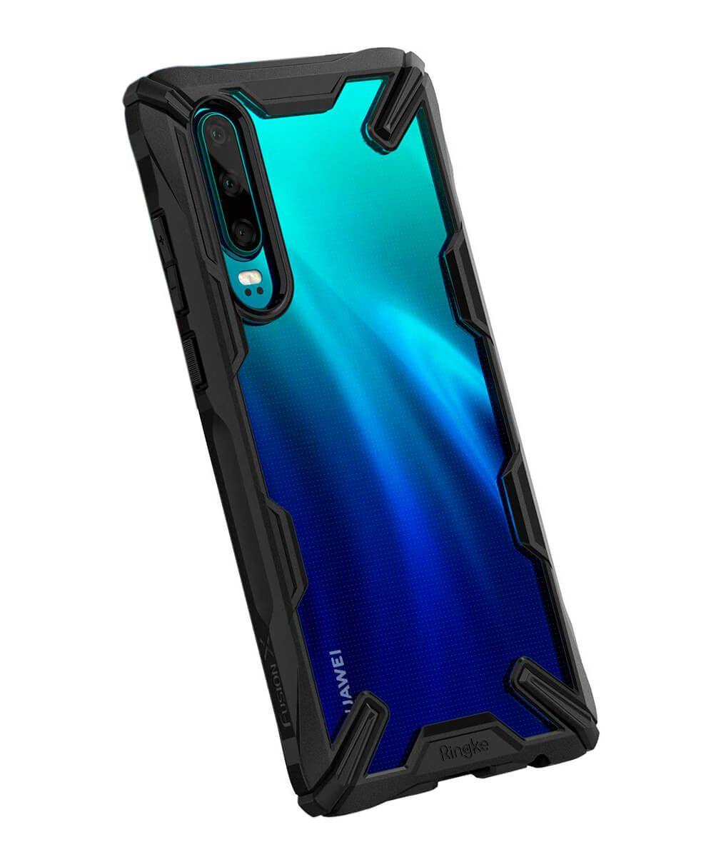 Capa Ringke Fusion X - Huawei P30