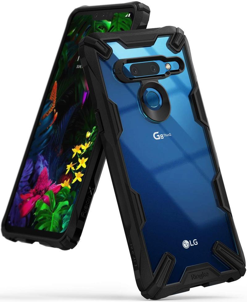 Capa Ringke Fusion X - LG G8 ThinQ