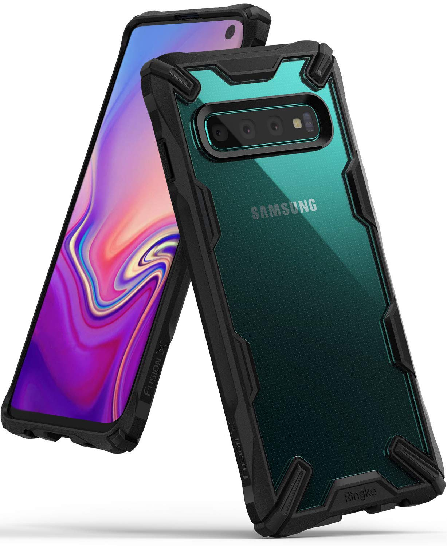 Capa Ringke Fusion X - Samsung Galaxy S10 6.1