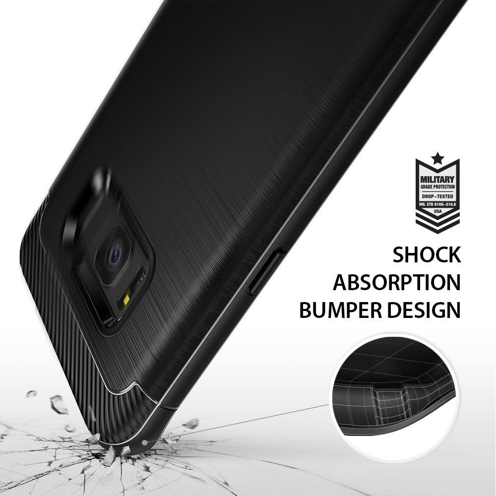 Capa Ringke Onyx - Samsung Galaxy S8 Plus