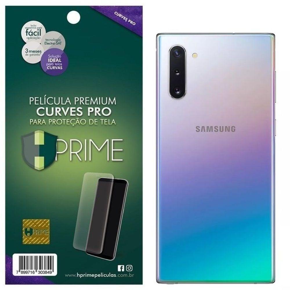 Película Hprime Curves Pro - Verso - Samsung Galaxy Note 10 (Tela 6.3)