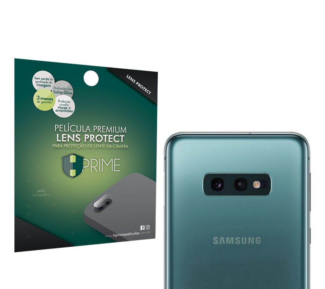 Película Hprime Lens Protect - Samsung Galaxy S10 Plus