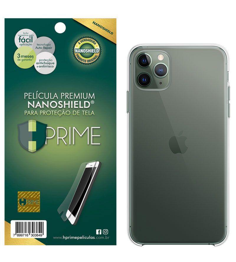 Película Hprime NanoShield - Verso - Apple iPhone 11 Pro Max