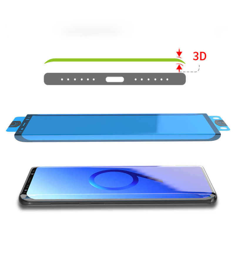 Película Hprime Safety Max - Samsung Galaxy Note 10 (Tela 6.3)