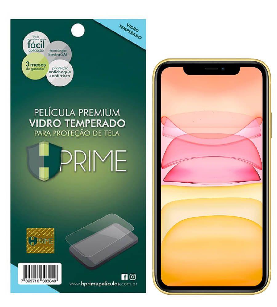 Película Hprime Vidro Temperado - Apple iPhone 11 / iPhone XR
