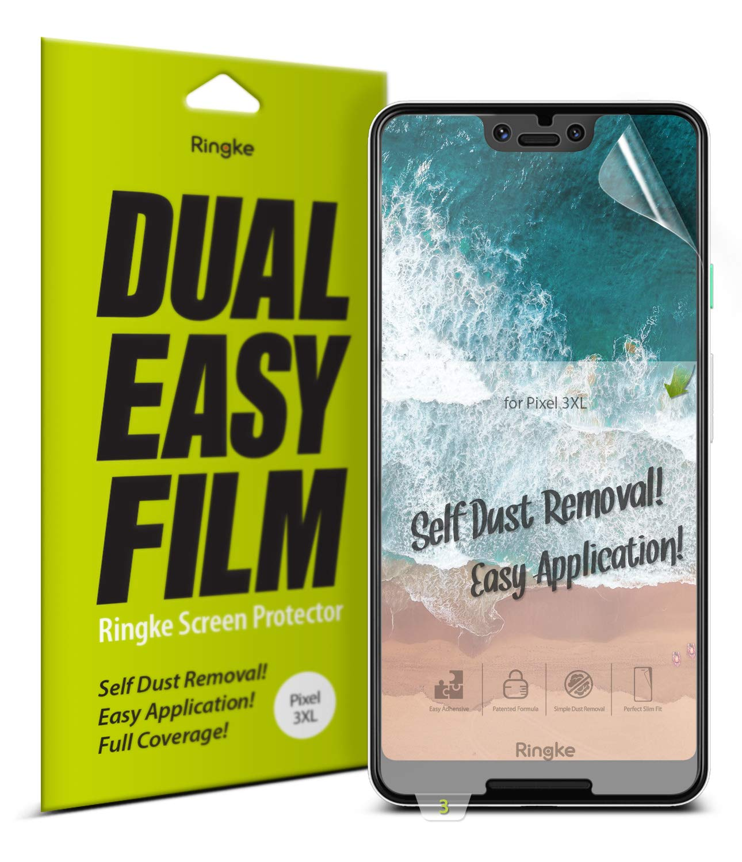 Película Ringke Dual Easy - Pack 2x - Google Pixel 3a XL