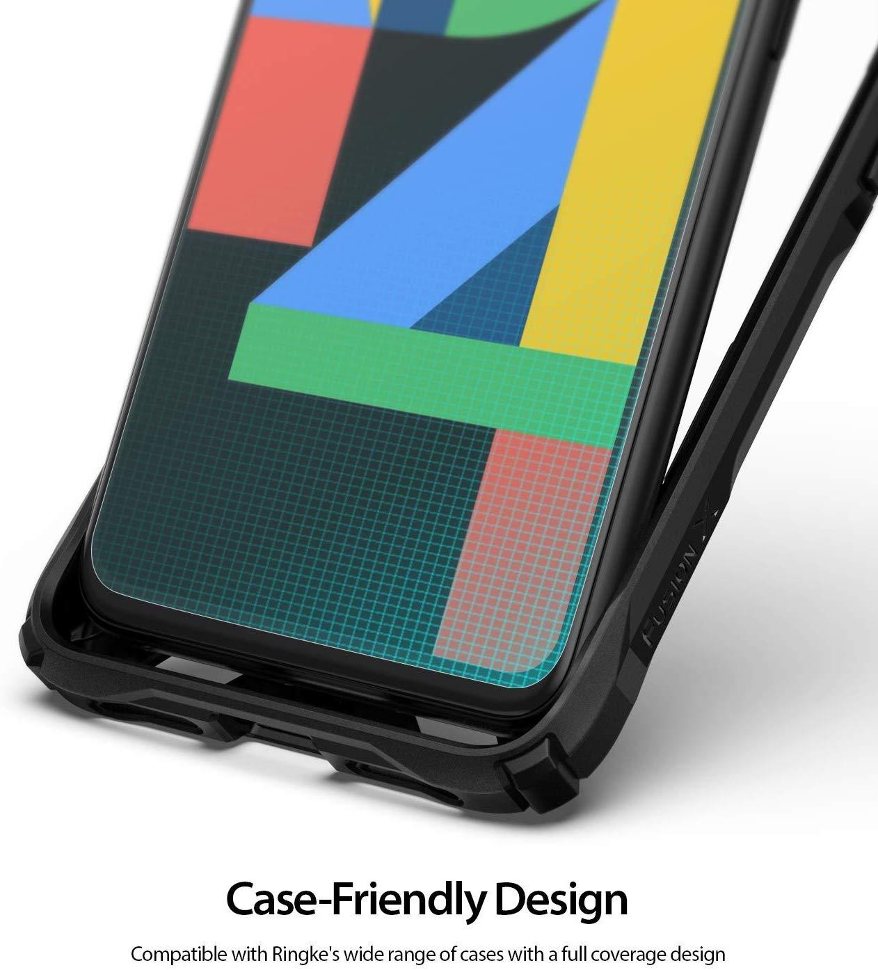 Película Ringke Dual Easy - Pack 2x - Google Pixel 4 XL (Tela 6.3)