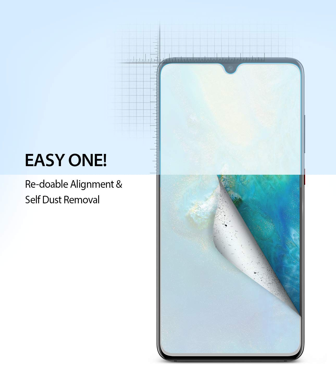Película Ringke Dual Easy - Pack 2x - Huawei Mate 20