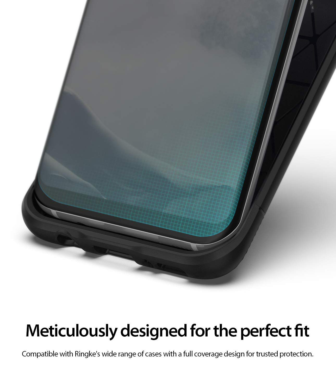 Película Ringke Dual Easy - Pack 2x - Samsung Galaxy S8 Plus