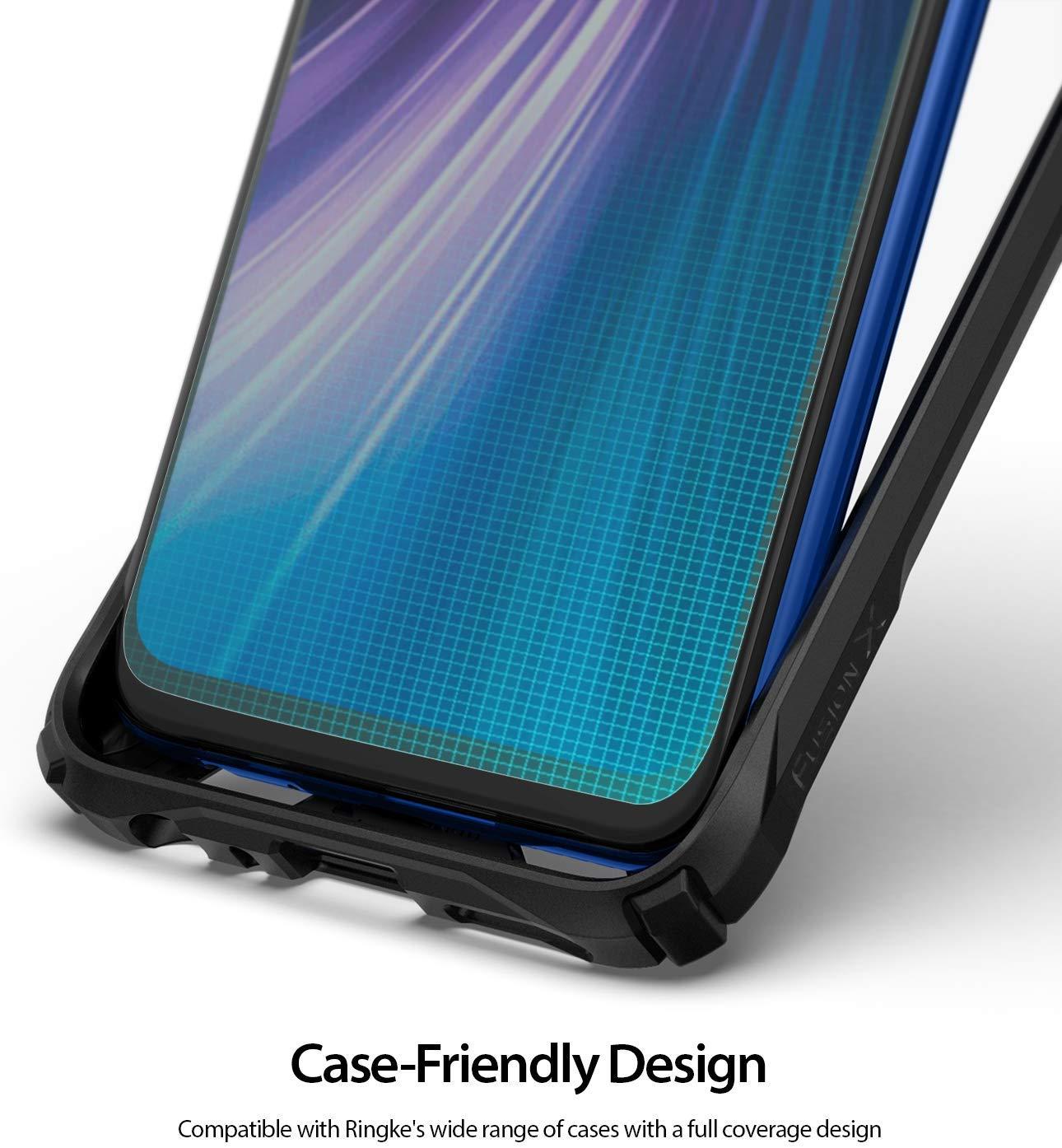 Película Ringke Dual Easy - Pack 2x - Xiaomi Redmi Note 8