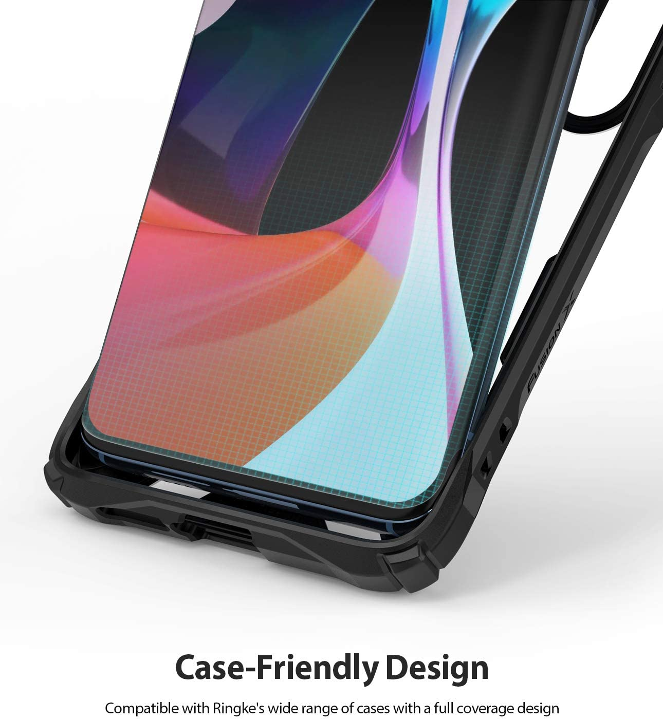 Película Ringke Dual Easy Wing Full - Pack 2x - Xiaomi Mi 10 / Mi 10 Pro