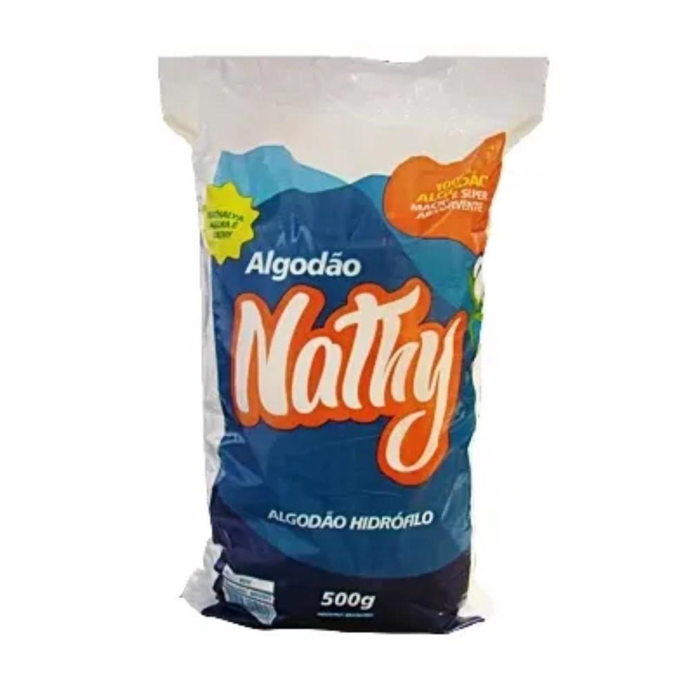 ALGODAO HIDROFILO 500G - NATHALYA