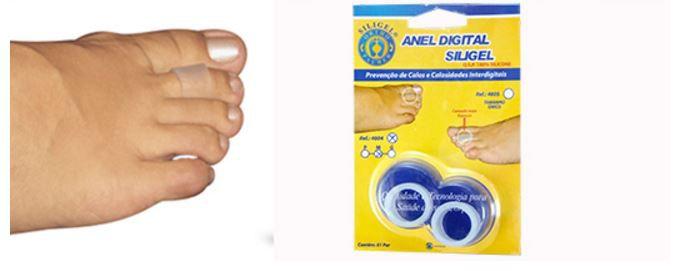 Anel Digital Siligel  4004 P - Ortho Pauher