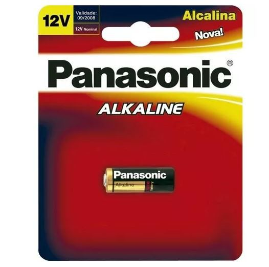 Bateria 12 Volts LRV08-1B Alcalina - PANASONIC