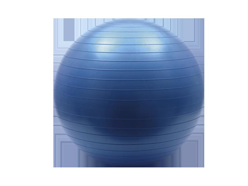 Bola de Exercícios Fisioball FisioPauher Azul 65 cm - Ortho Pauher