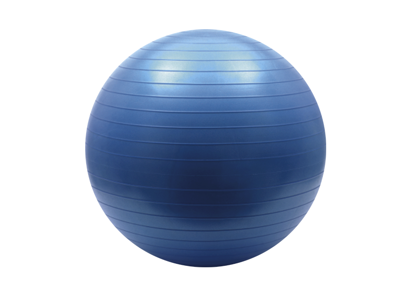 Bola de Exercícios Fisioball FisioPauher Vermelha 55 cm - Ortho Pauher