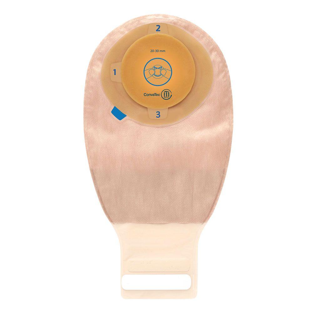 Bolsa de Colostomia Esteem Plus Moldável Drenável Opaca 20-30mm 413521 Convatec