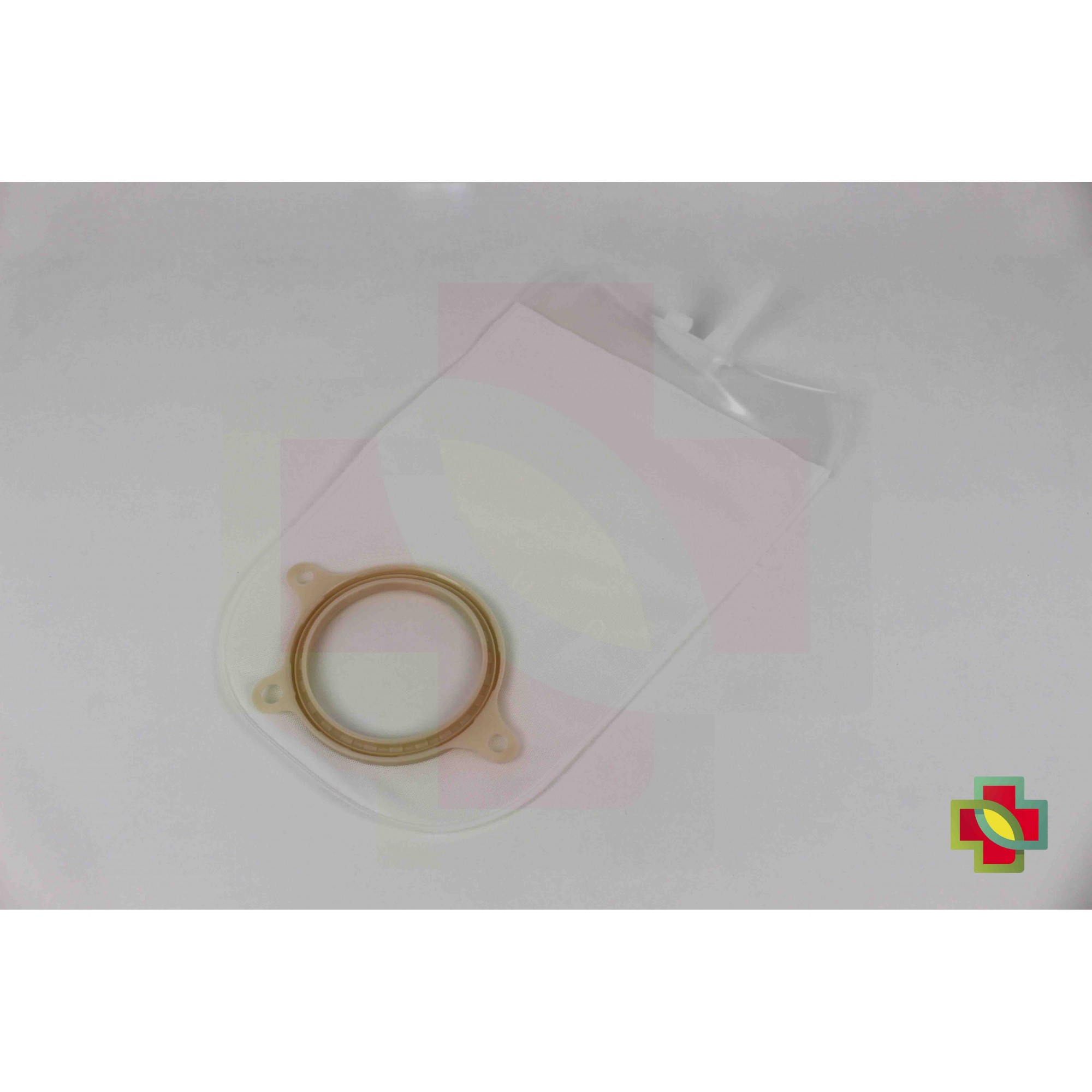 BOLSA DE UROSTOMIA SUR-FIT PLUS ANTI-REFLUXO TRANSP.57MM (C/20) 402551 - CONVATEC