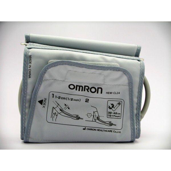 Braçadeira Monitor de Pressão Digital Obeso HEM-CL24 - Omron