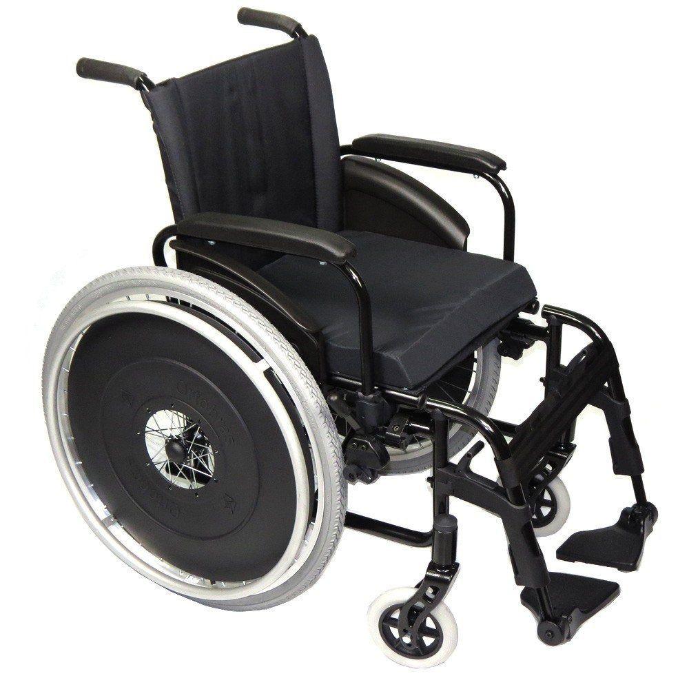 Cadeira de Rodas Alumínio AVD 44 cm - ORTOBRAS
