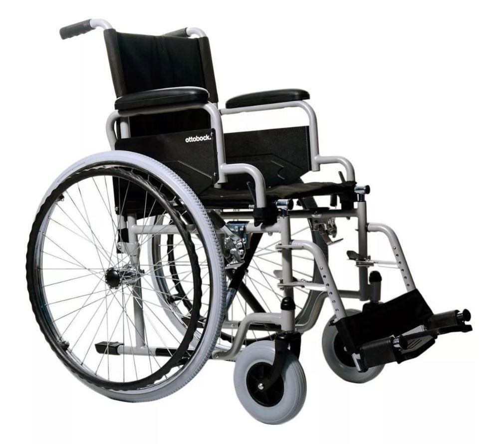 Cadeira de Rodas S1 45,5 cm Centro Aço S1 - Ottobock
