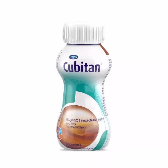 CUBITAN CHOCOLATE 200ML - DANONE ENTERAL