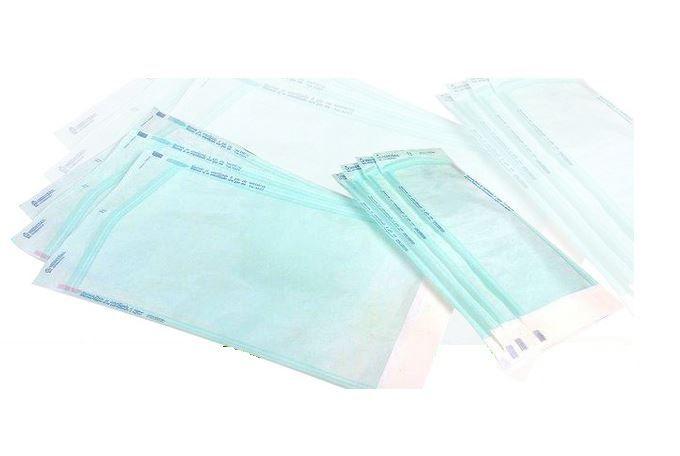 Envelope Auto-selantes Eto/Vapor  90 x 230/100mm (c/ 100)  - Medsteril