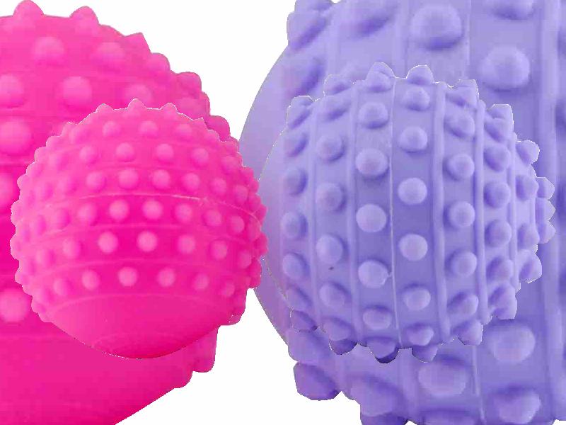 Esfera Fisioterápicas FisioPauher 6,5cm  FG12 - Ortho Pauher