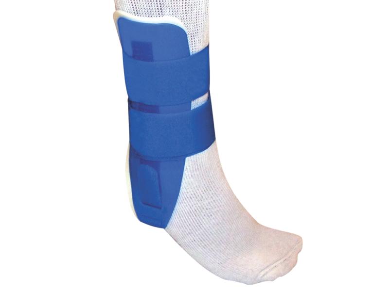 Estabilizador de Tornozelo PauherCast Esporte Curto G AC080 - Ortho Pauher