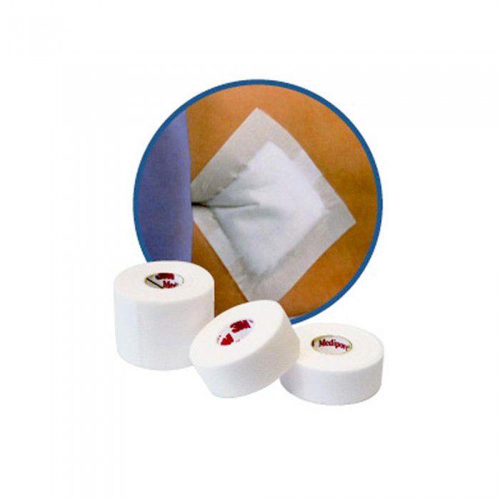 Fita Medipore H 2,5cm X 4,5 M (c/48 rolos) 2861  - 3M Consumo